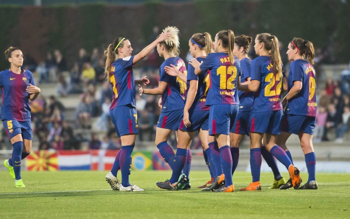 Llevant UD – FC Barcelona Femení (prèvia): El desenllaç