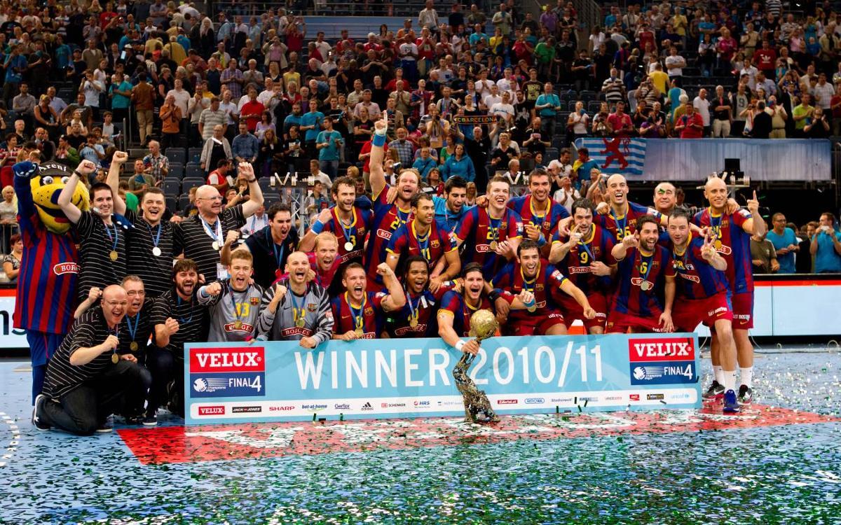 Handball. European Champions 2010/11