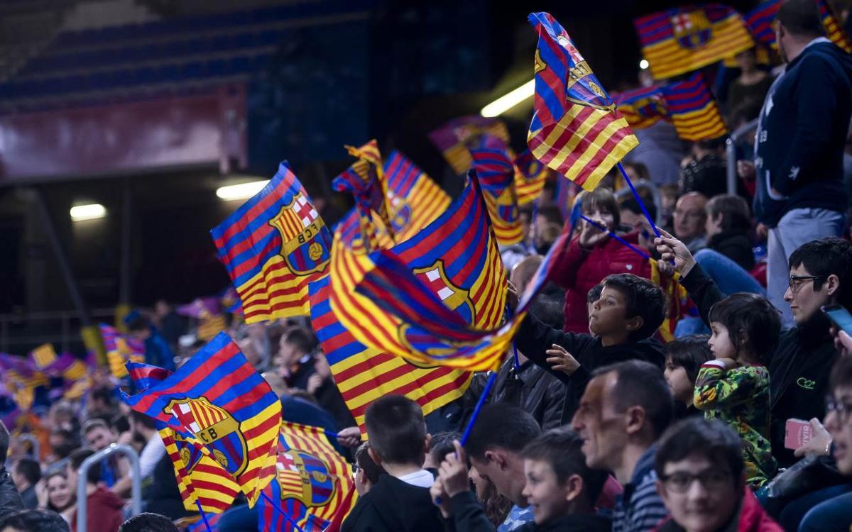 Viatja amb el Barça Lassa a la Final Four de Porto!