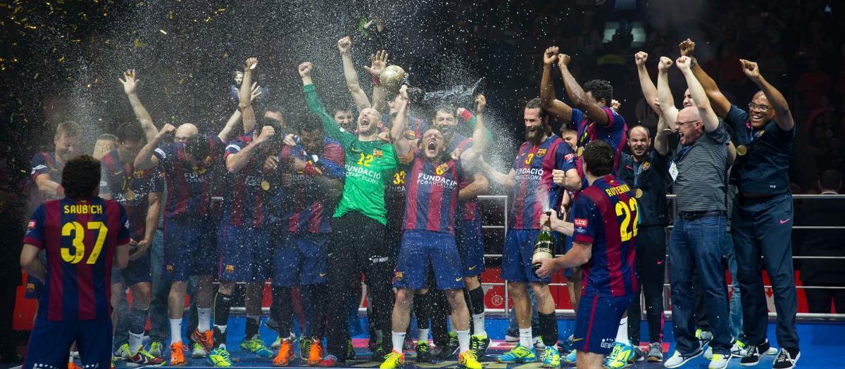 Handbol - FC Barcelona B