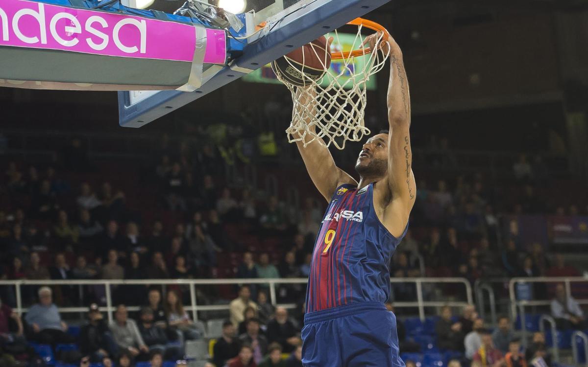 Un partido de récord para el Barça Lassa