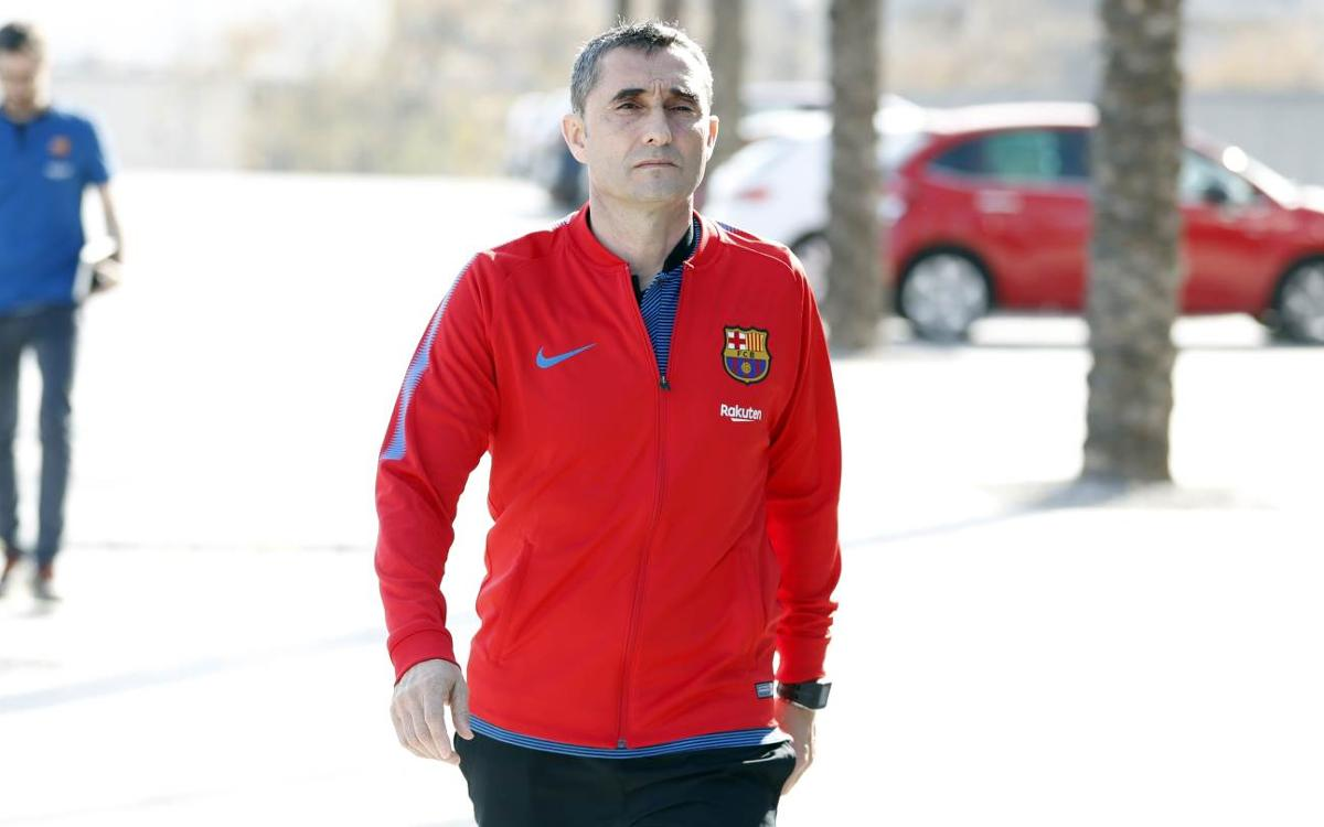 Valverde warns against over-confidence