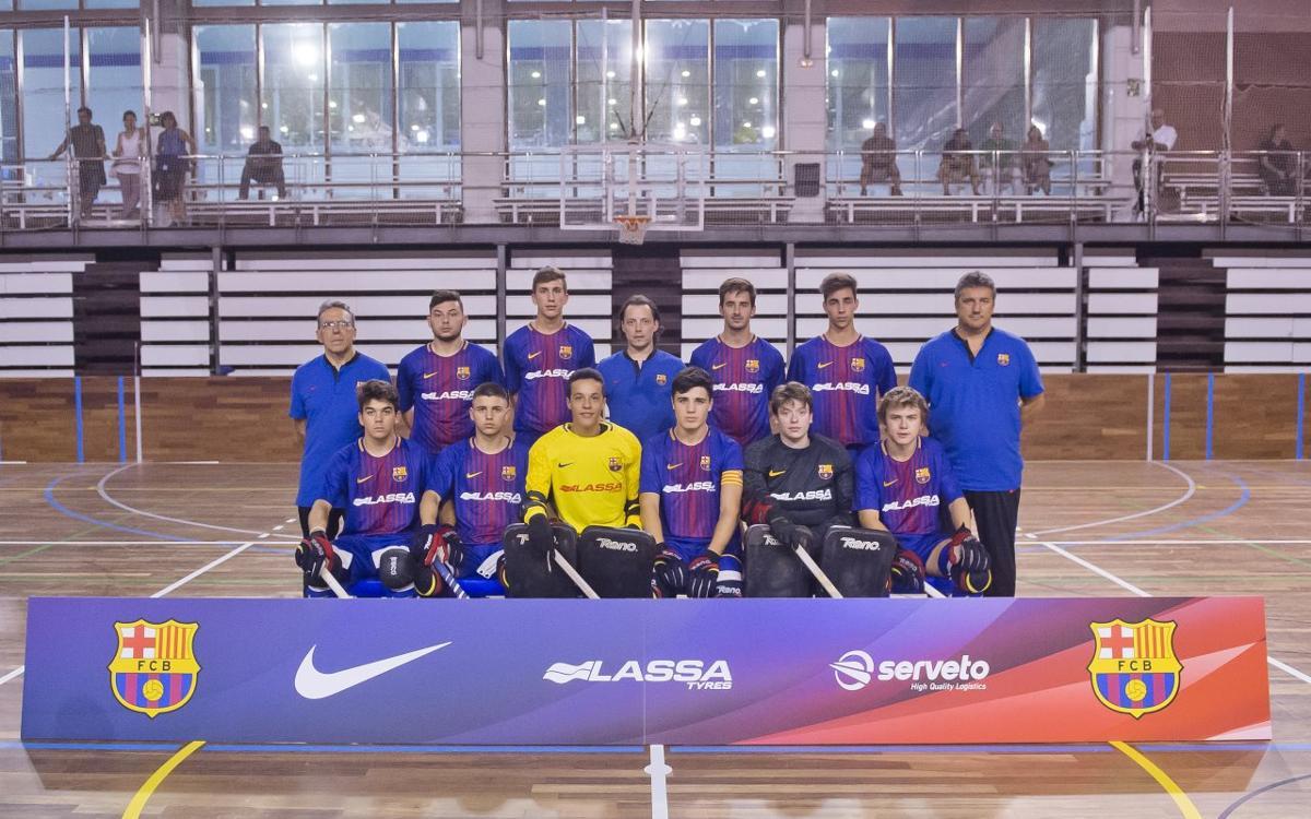 El segon equip, a un triomf de les semifinals
