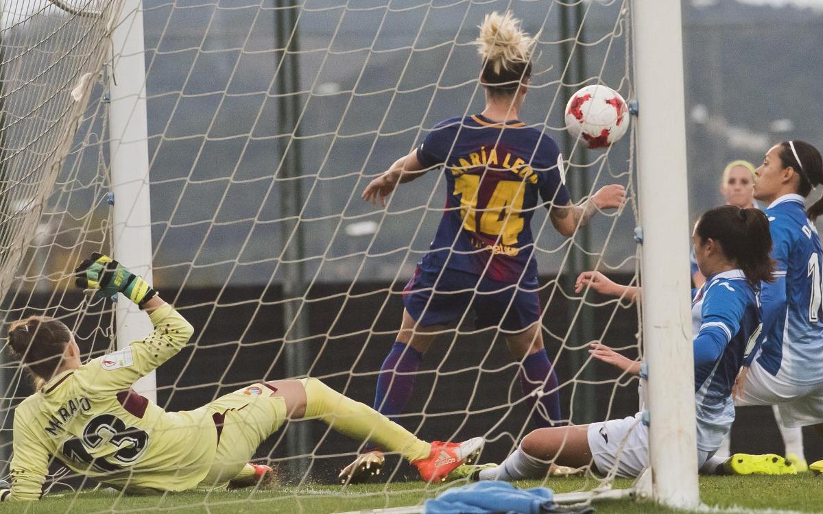 Espanyol – Barça Femení (prèvia): Un derbi que val molt