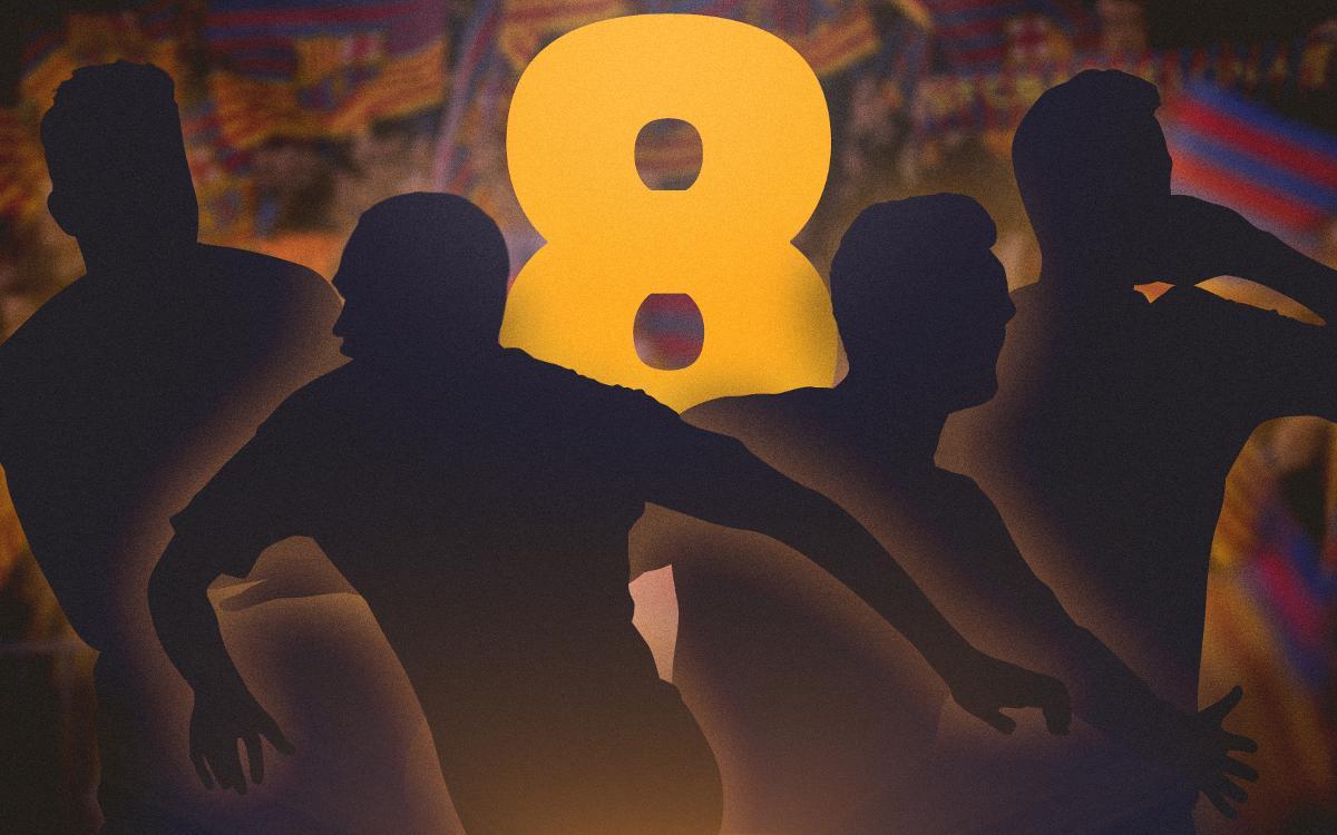 ピケ、セルヒオ、イニエスタ、メッシ、最多国王杯タイトル獲得選手