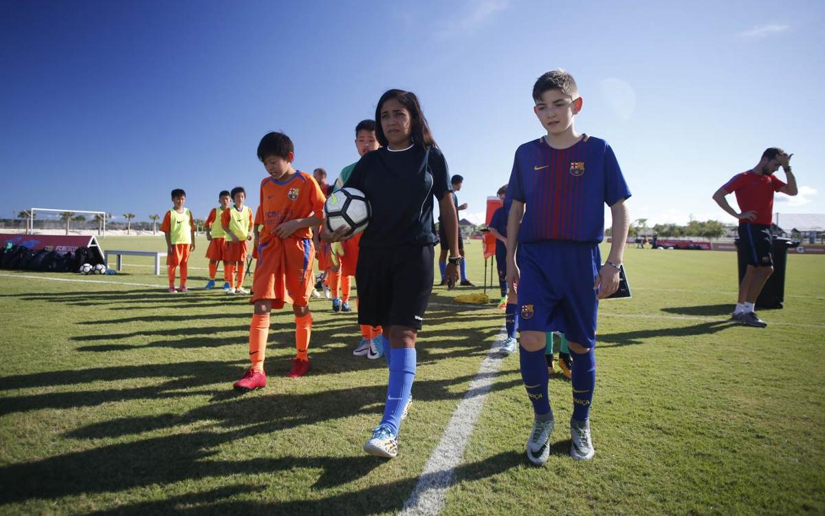Cap Cana celebra un segon Torneig Internacional FCBEscola Las Américas de rècord