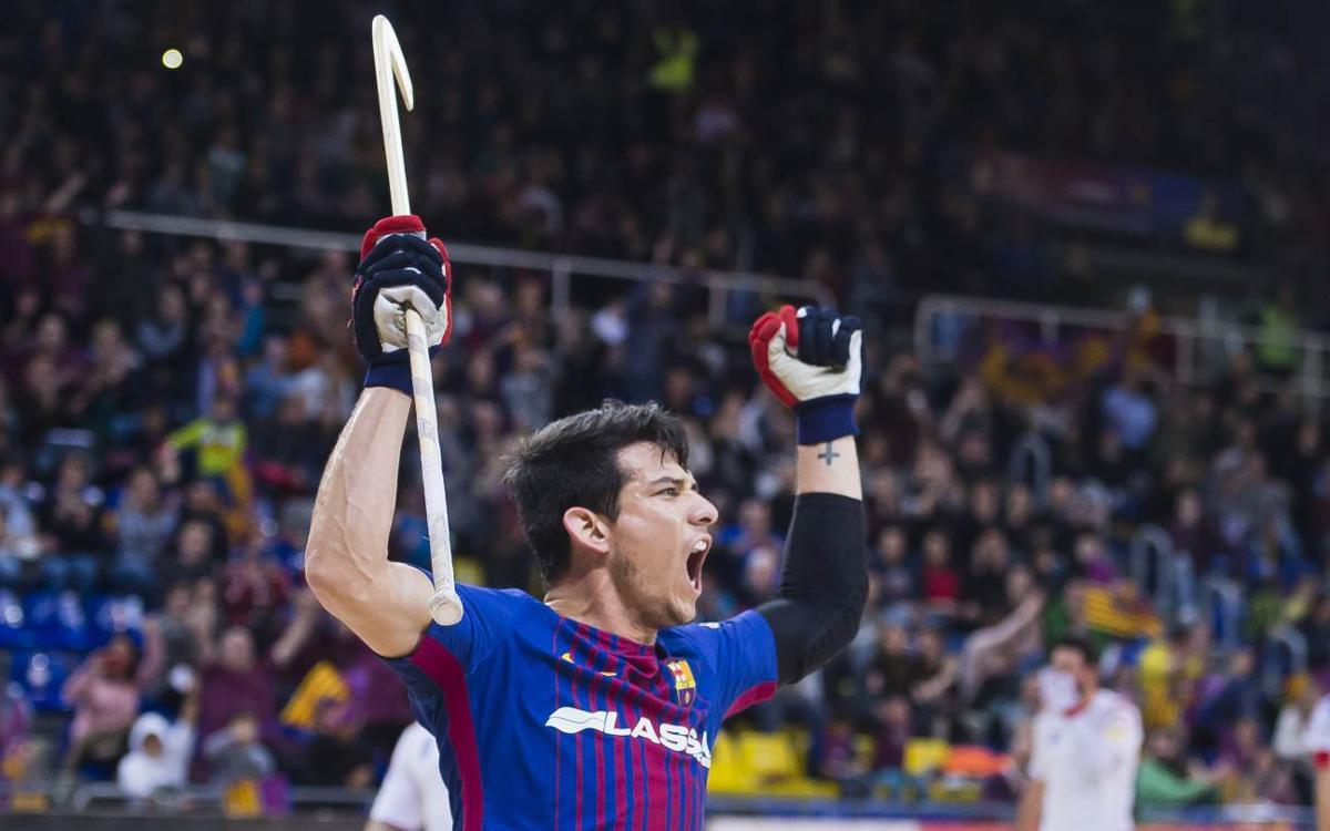 Pablo Álvarez llega a los 50 goles esta temporada