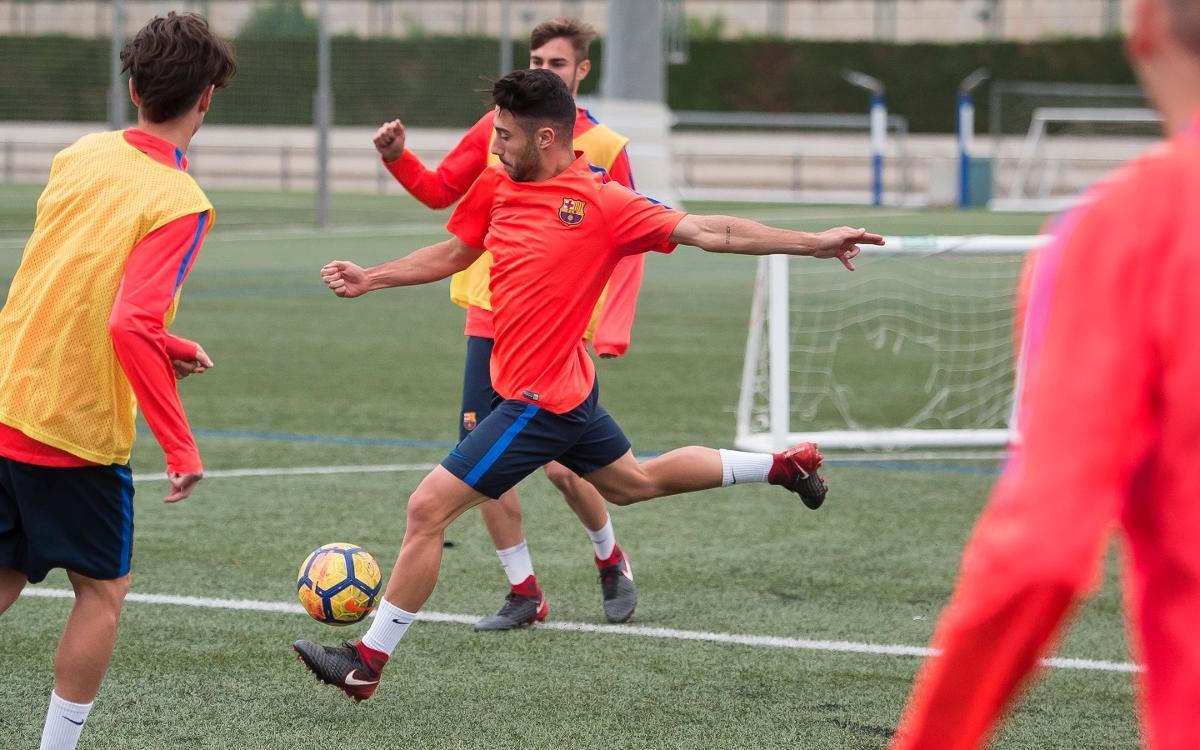 El Juvenil A afronta el reto de la Copa de Campeones