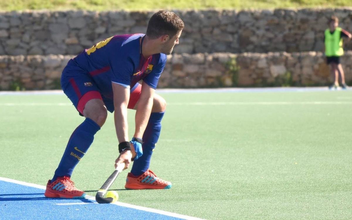 El Barça guanya el Complutense i ja mira cap amunt (1-2)