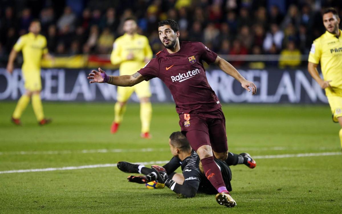 Confirmado el horario del Barça - Villarreal
