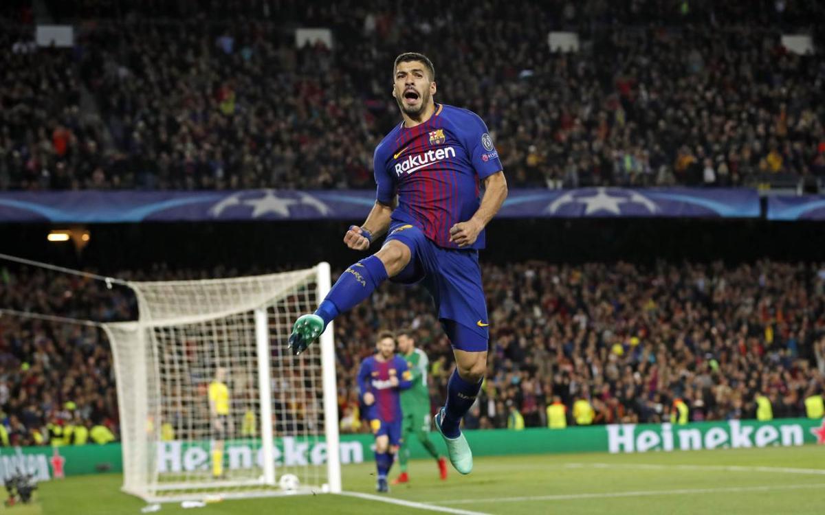 FC Barcelona – AS Roma: Golejada per acariciar les semifinals (4-1)