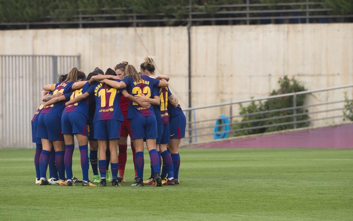 FC Barcelona Femenino - Sevilla FC (previa): Como una final