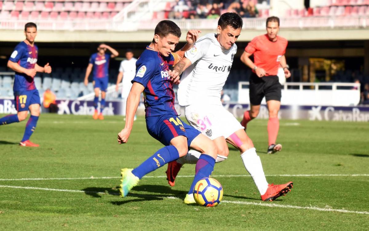 UD Almeria – Barça B: Comença una nova Lliga de sis partits