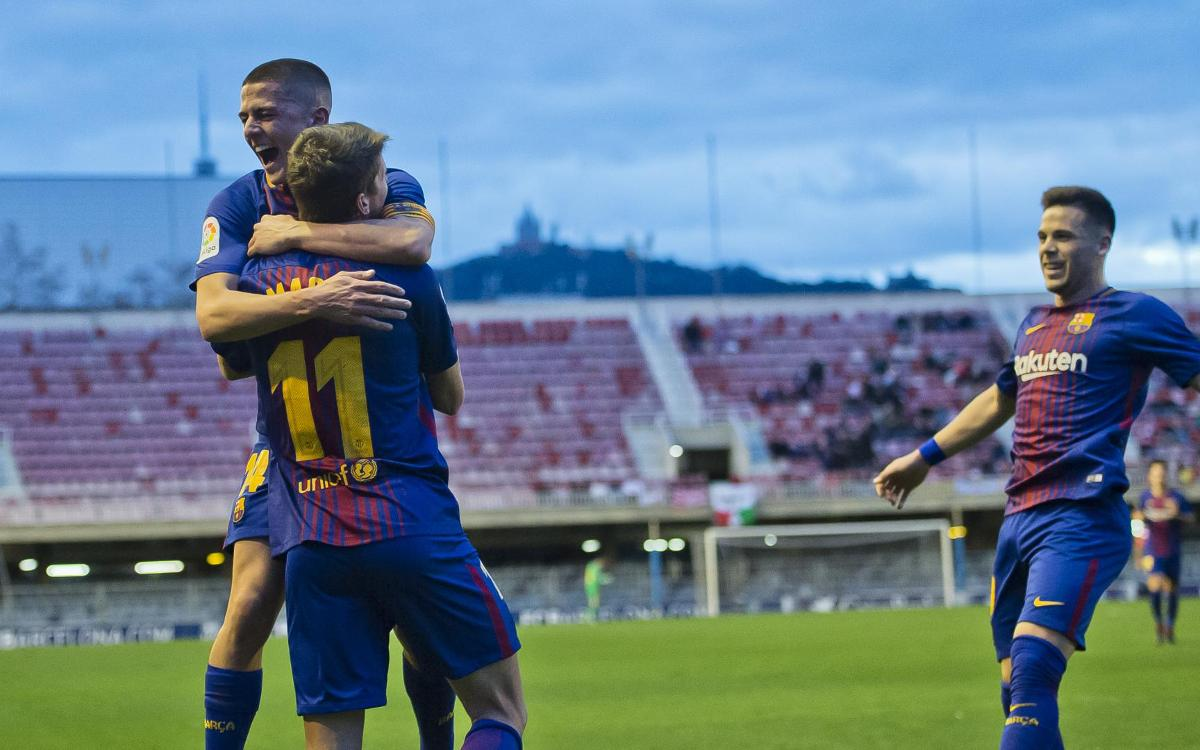 SD Huesca – Barça B: Assaltar El Alcoraz