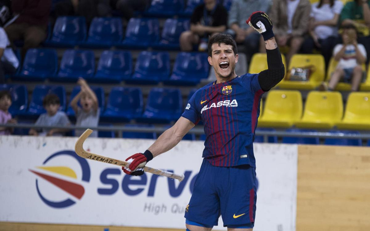 Match Report: Barça Lassa cruises past Lloret at the Palau, 8-2