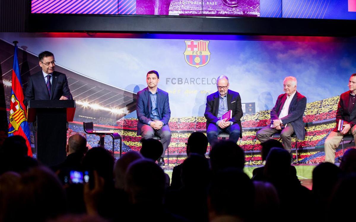 El FC Barcelona reivindica respeto para todos coincidiendo con la final de la Copa del Rey