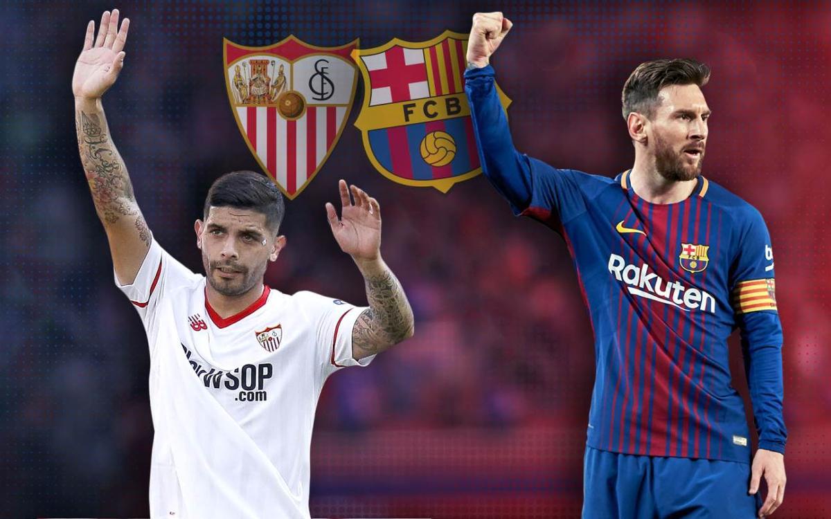 PRÈVIA: Sevilla – FC Barcelona: La 30a Copa ens espera!
