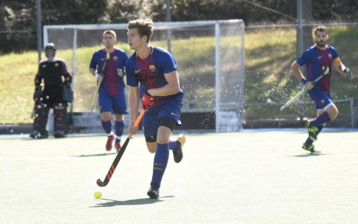 El Barça saca un punto de San Sebastián y ya es matemáticamente equipo de play off