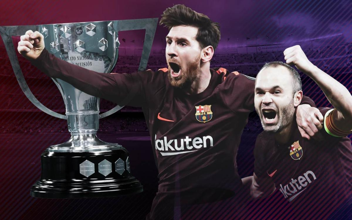 Deportivo de la Coruña - FC Barcelona: ¡A por la Liga!