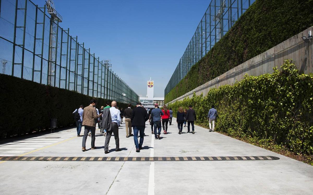 Èxit a les jornades 'Barça VIP BREAKS'