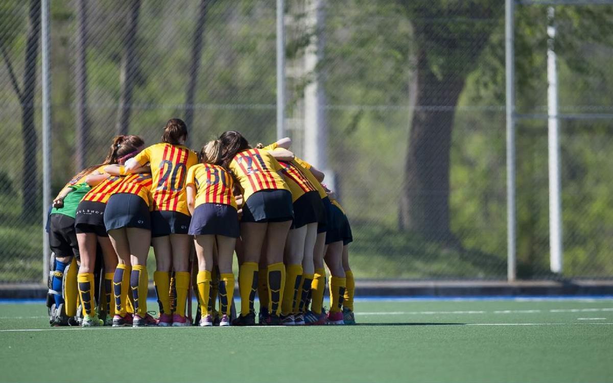 El Barça femení rep el Castelldefels en un partit clau per mantenir la categoria