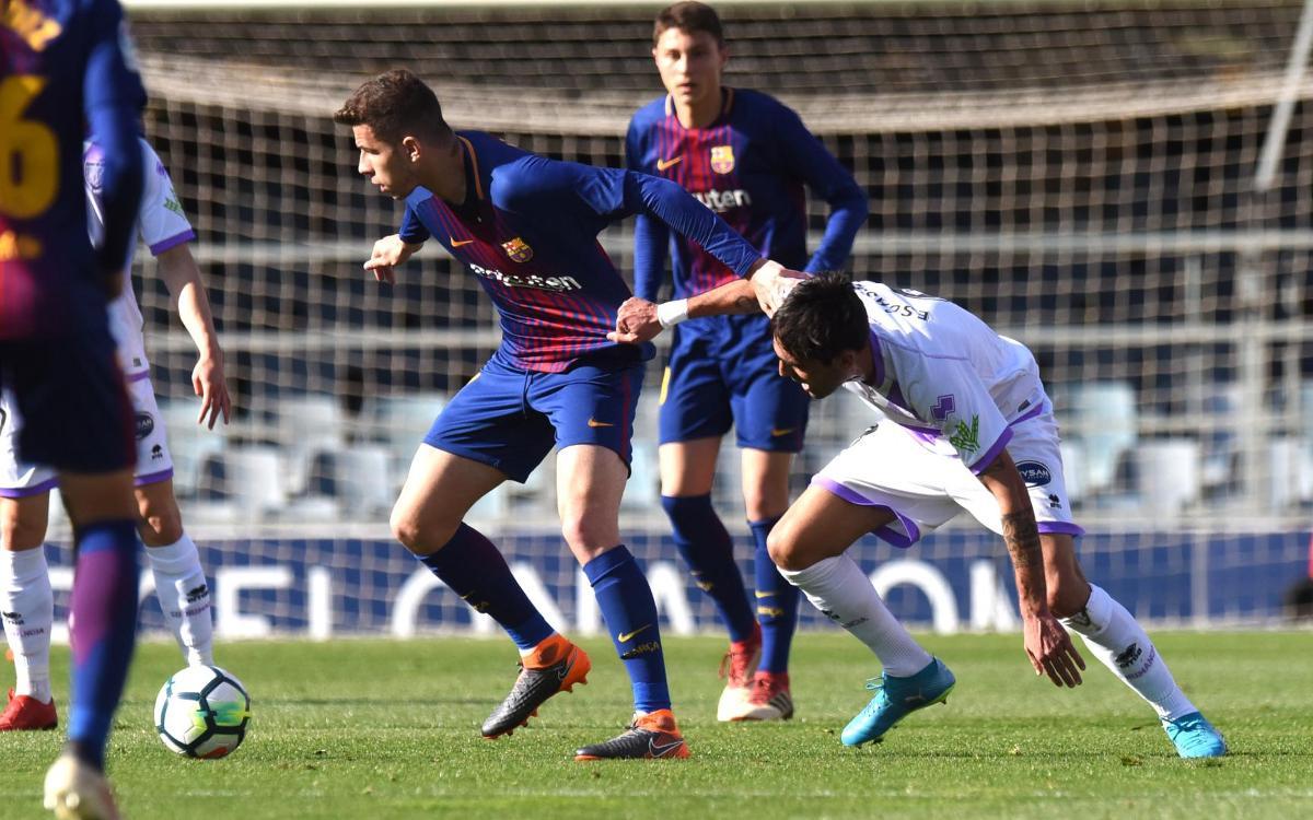 Barça B – CA Osasuna: Un històric de Primera visita el Mini