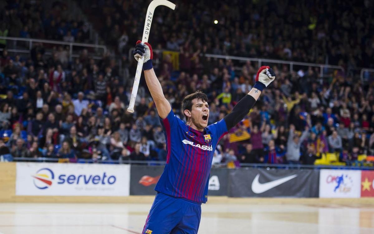 Barça Lassa - Reus Deportiu: Jerarquia blaugrana en atac i en defensa (6-0)