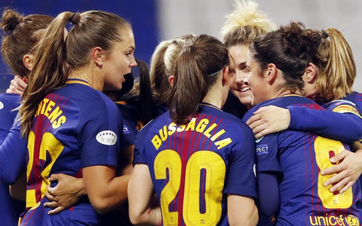 Avant-match : Barça Féminin – Olympique Lyonnais : L'espoir est permis