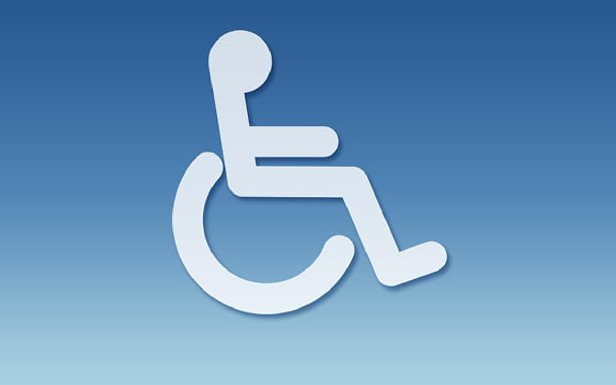 Places for wheelchairs