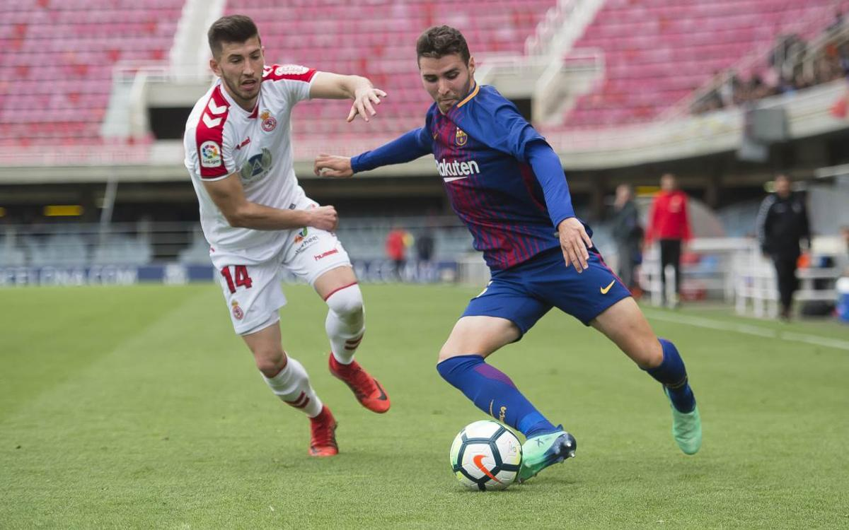 Barça B 0-1 Cultural Leonesa: Condemned by an early goal