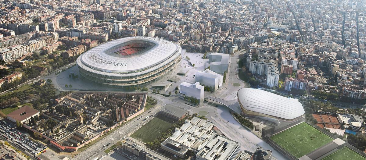 What is Espai Barça?