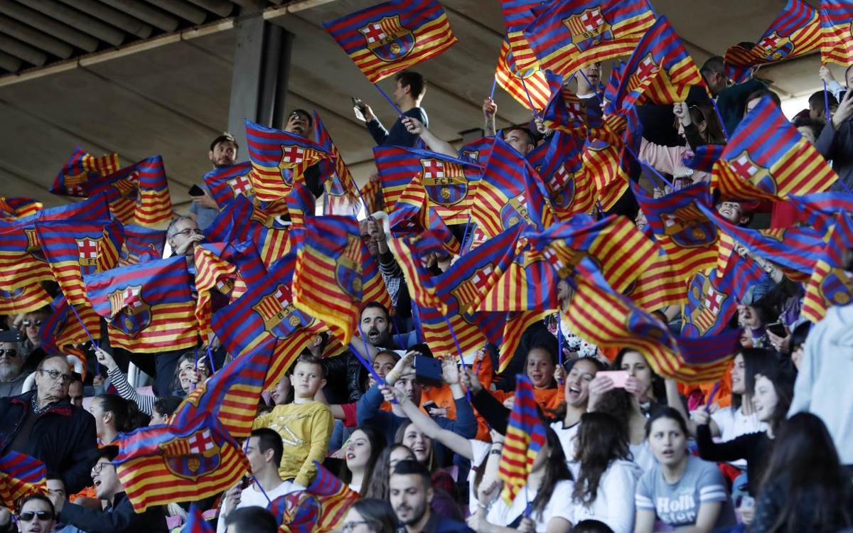 FC Barcelona Femení – BIIK Kazygurt: Entrades anticipades gratuïtes a taquilles a partir del dilluns