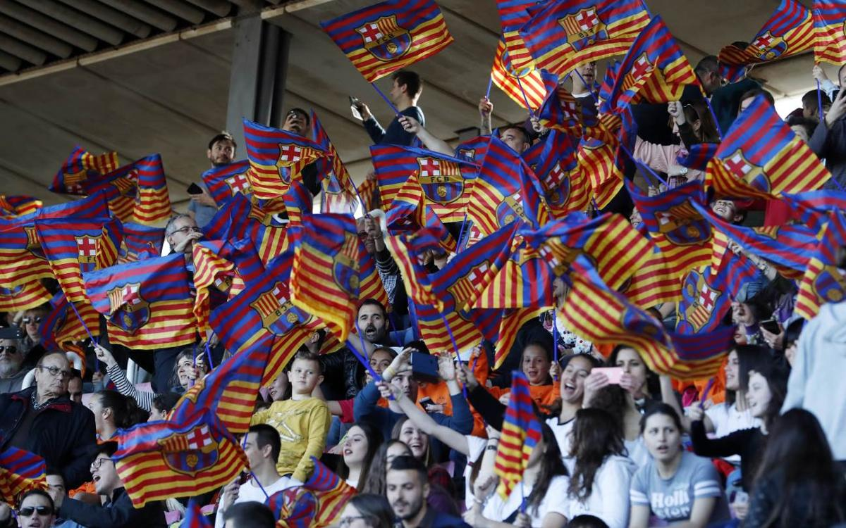 FC Barcelona Femenino - BIIK Kazygurt: Entradas anticipadas gratuitas en taquillas a partir del lunes