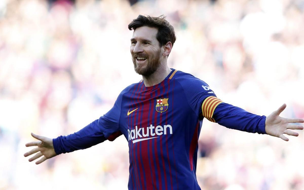 Lionel Messi: 500 goles con el número '10' a la espalda