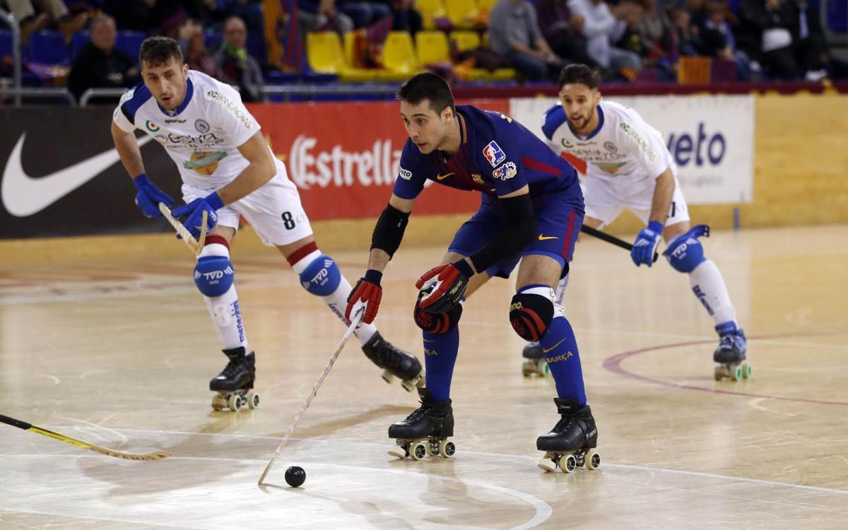 Oliveirense, Follonica y Dinan Quévert, los rivales del Barça Lassa en la Liga Europea