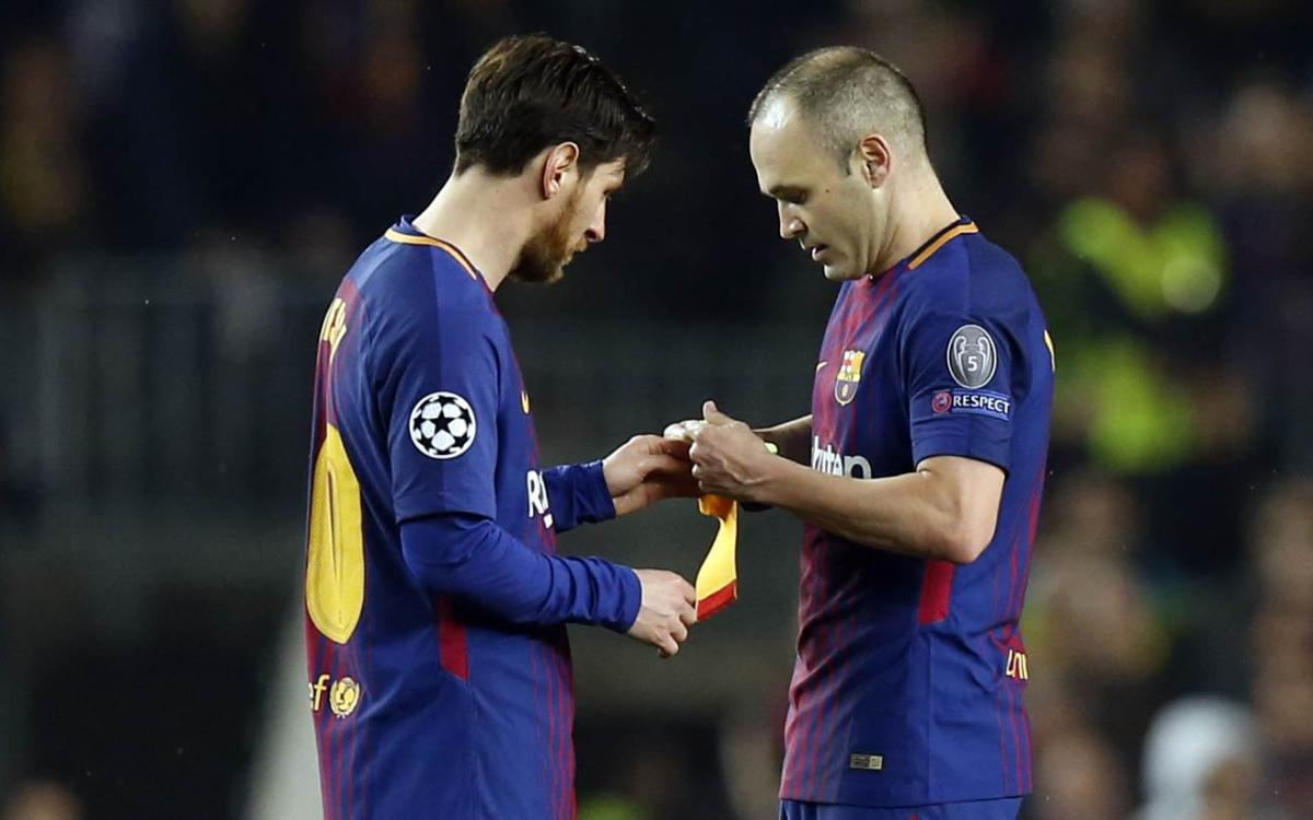 Iniesta: 'I haven't decided 100% if I will stay at Barça or not'