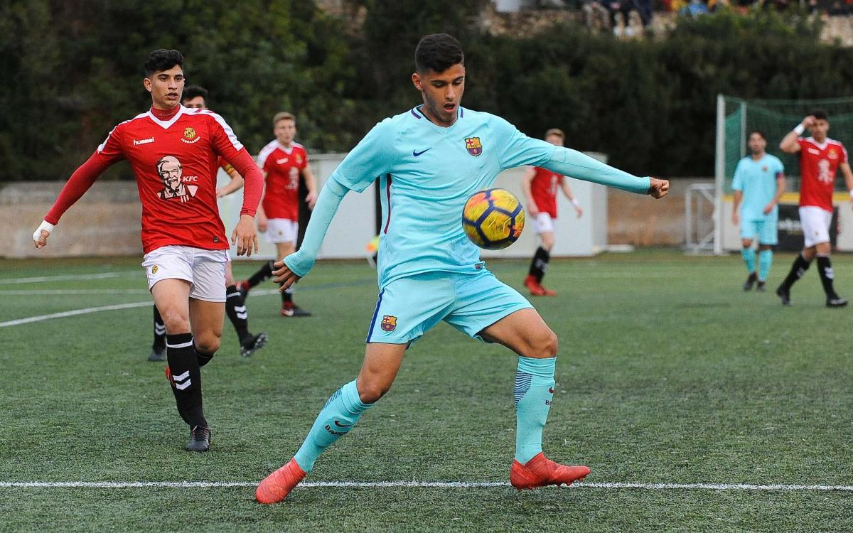 The Top 5 La Masia goals of the week
