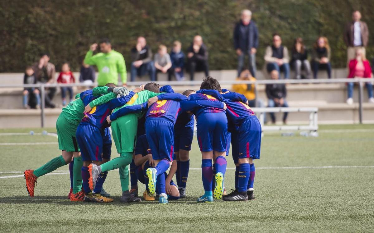 VIDEO: Top 5 La Masia goals from March 17-18, 2018