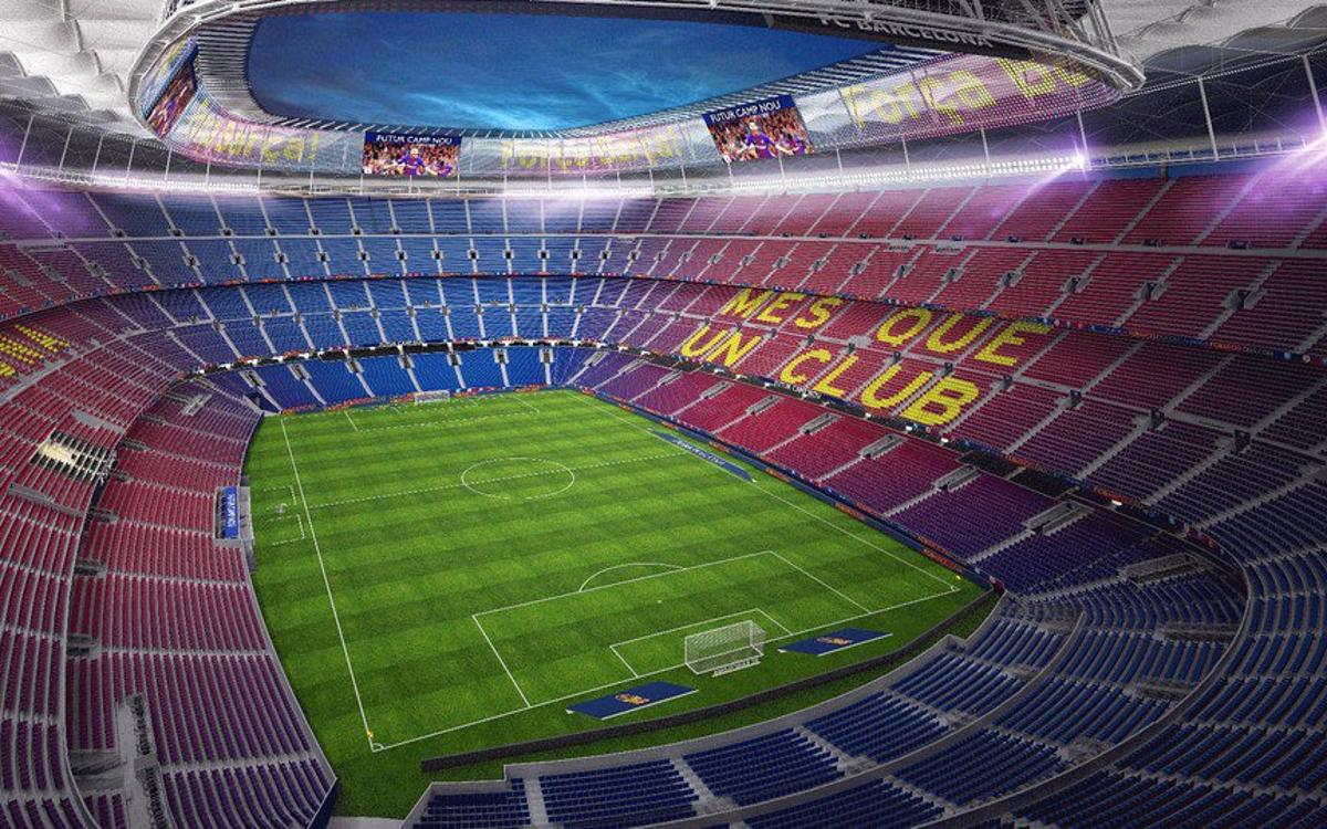 This Is The Futur Camp Nou