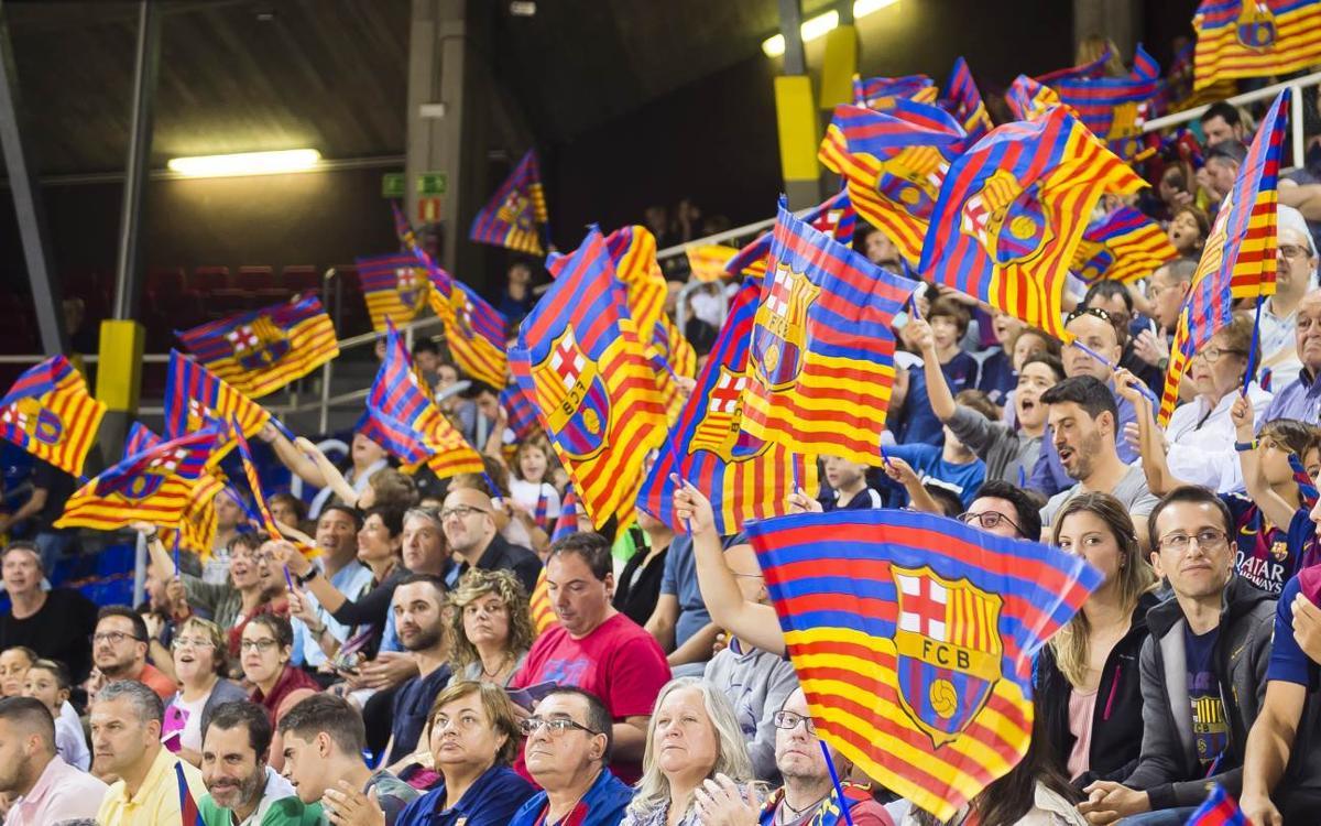Se abren a la venta las entradas de visibilidad reducida para el partido contra Movistar Inter