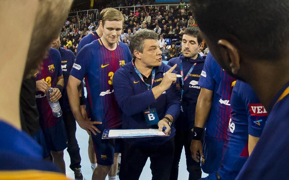 """Xavi Pascual: """"Serà un partit molt equilibrat"""""""