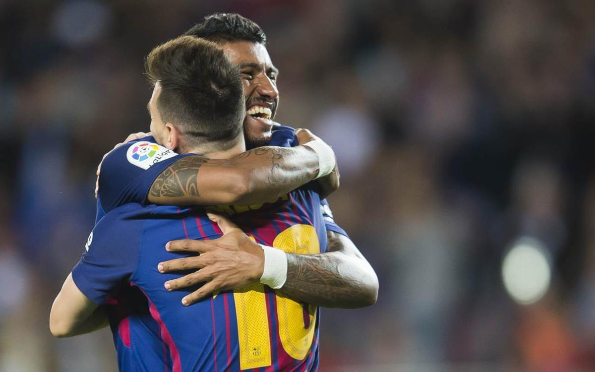 Celebra el Dia del Pare amb el Barça - Athletic Club