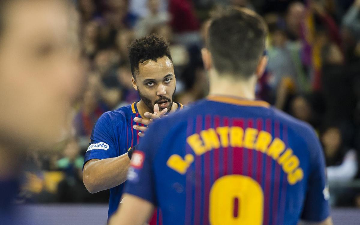 HB Montpeller – Barça Lassa: Tocarà remuntada al Palau (28-25)