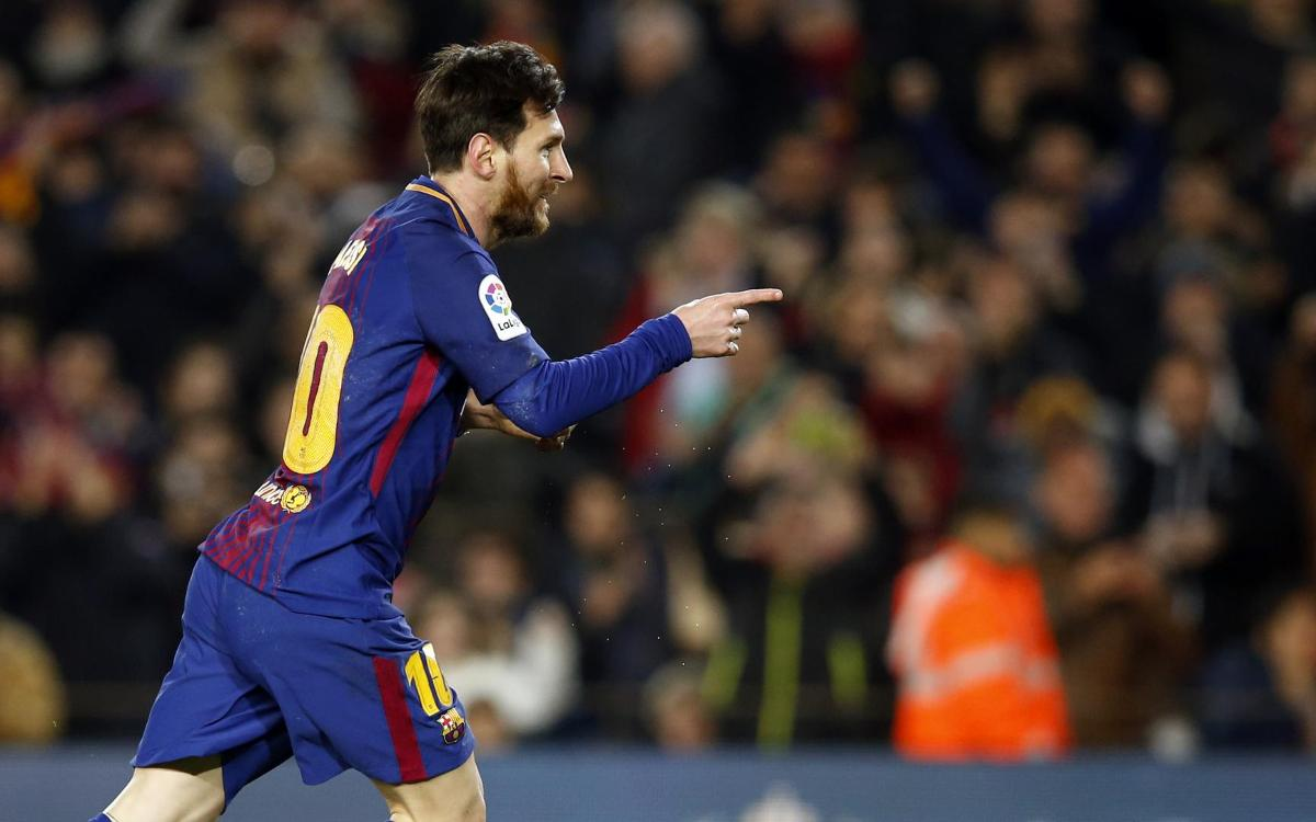 Messi: 'I try to help the team play more'