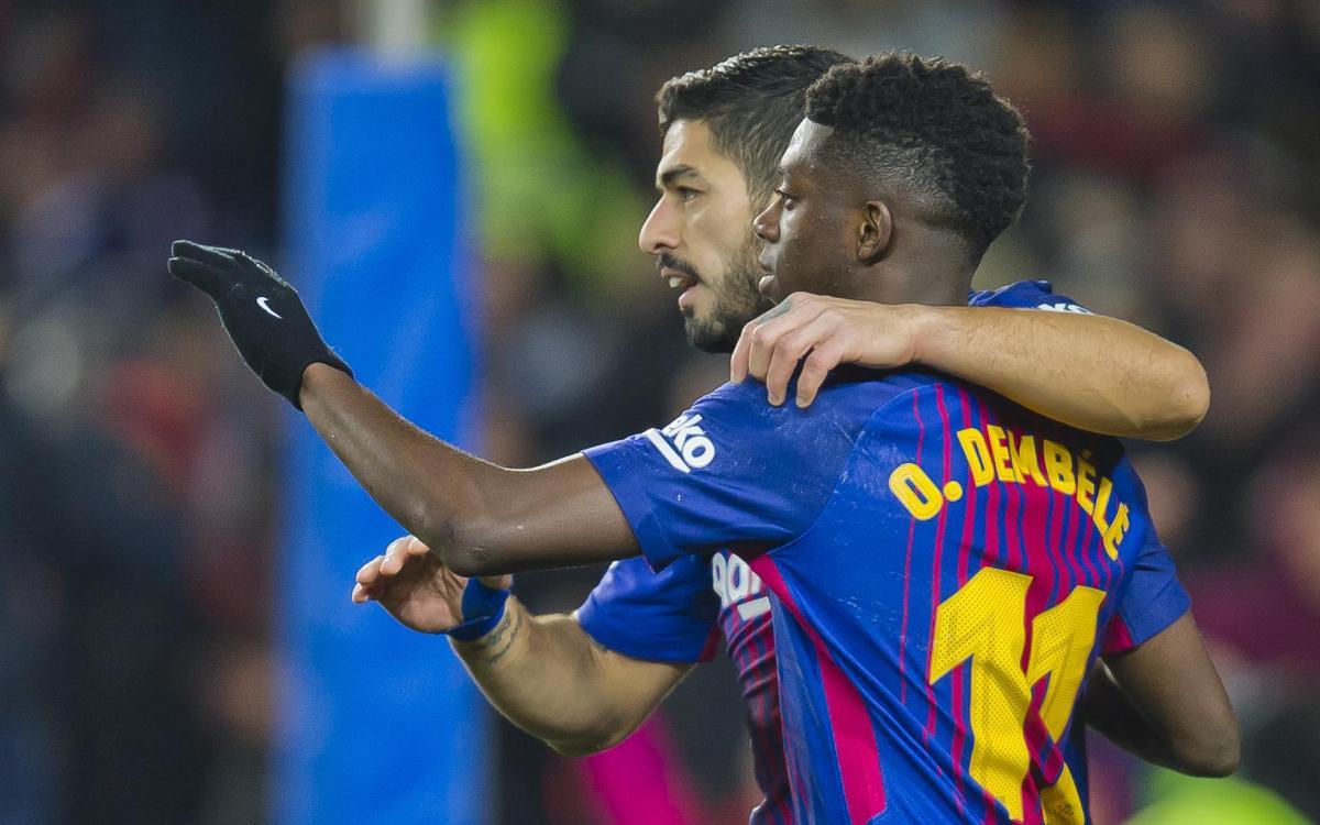 El Barça-Leganés, el dissabte 7 d'abril a les 20.45 hores
