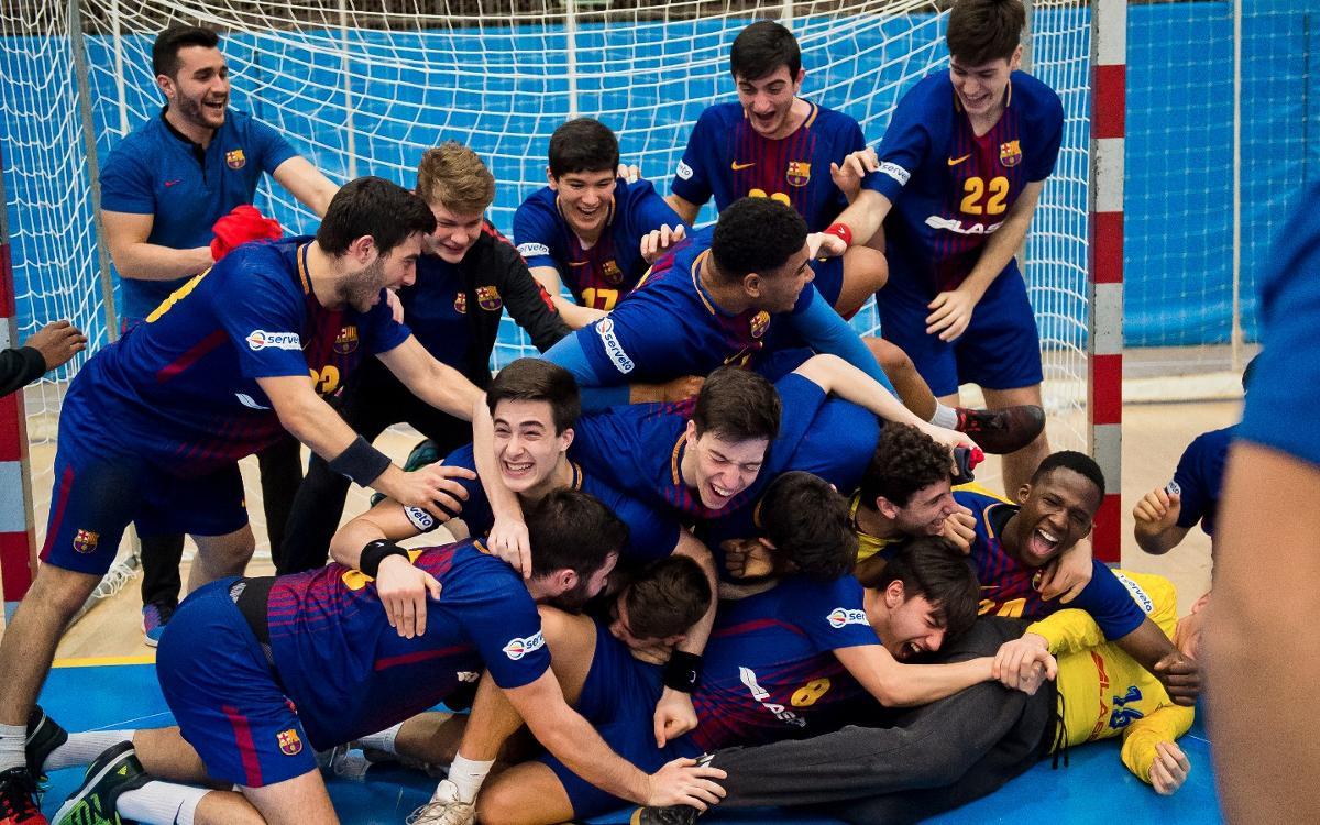 El Juvenil , campió de Catalunya