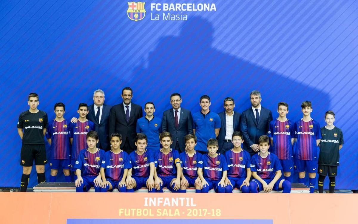La MiniCopa de futbol sala en joc