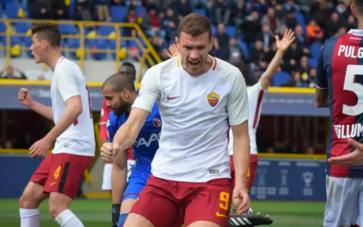 RIVAL WATCH; Roma pick up a point before the visit to the Camp Nou