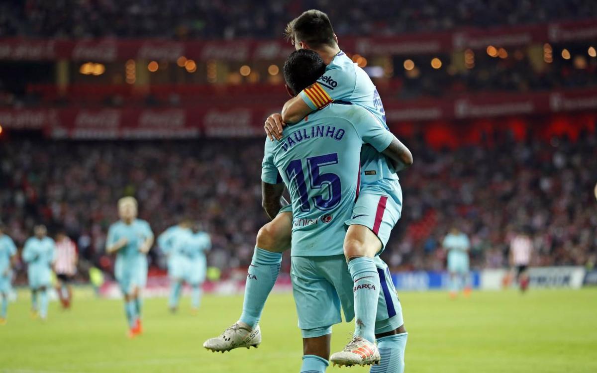 Athletic Club - FC Barcelona: Triunfo exigido en San Mamés (0-2)