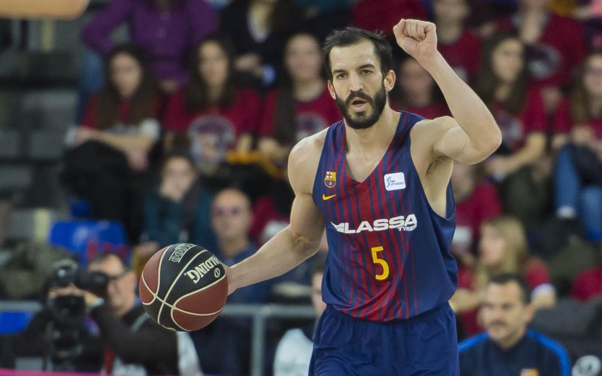 UCAM Murcia - Barça Lassa, 48 horas después de Kaunas